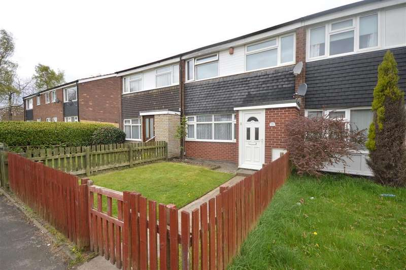 3 Bedrooms Terraced House for sale in Shelly Close, Birmingham