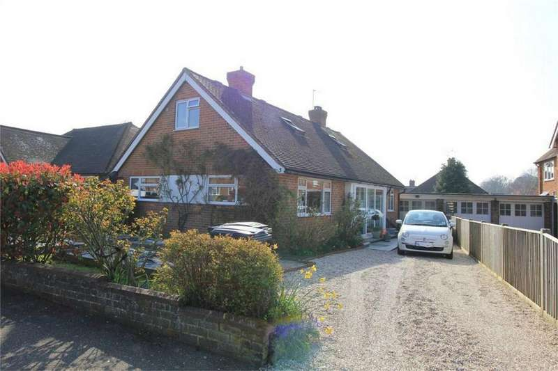 4 Bedrooms Detached House for sale in 3 Tollgates, BATTLE, East Sussex