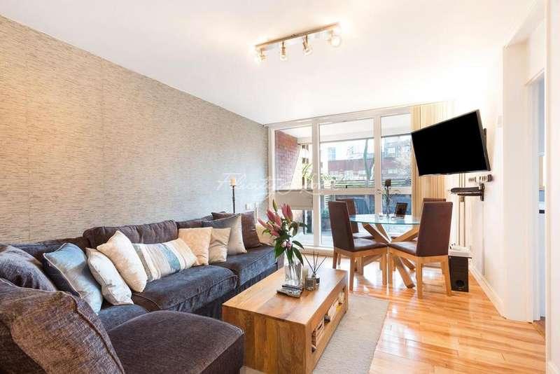 1 Bedroom Flat for sale in Collier Street, Islington, N1