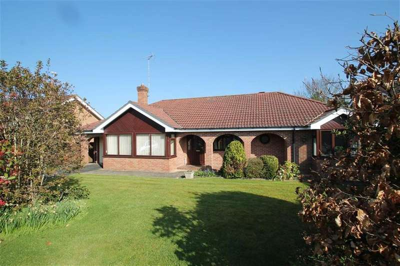3 Bedrooms Detached Bungalow for sale in Oaks Road, Craven Arms