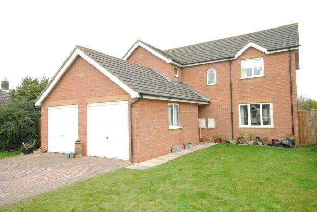 4 Bedrooms Detached House for sale in St. Johns Gate, Tetney, GRIMSBY