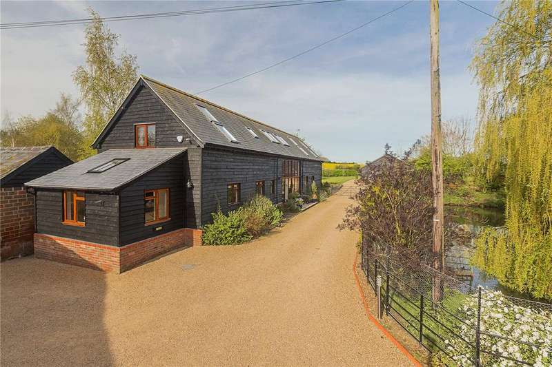 4 Bedrooms Detached House for sale in Caxton End, Bourn, Cambridge, CB23