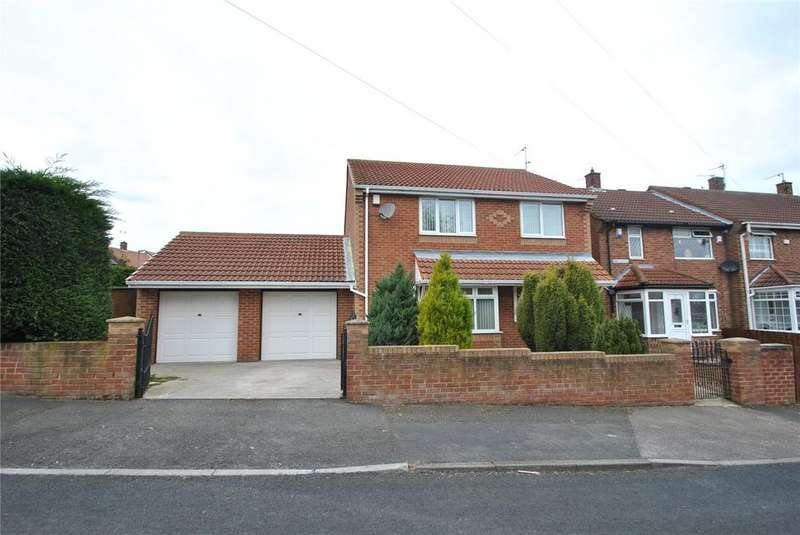 3 Bedrooms Detached House for sale in Milldale, Seaham, Co Durham, SR7