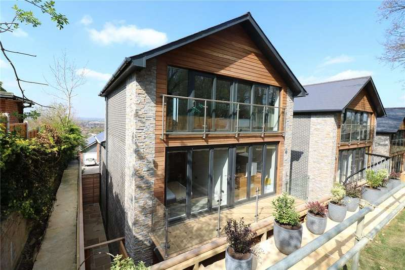 4 Bedrooms Detached House for sale in Plot 1 (11), Hillview Road, Rayleigh, Essex, SS6