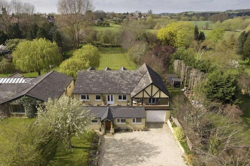 5 Bedrooms Detached House for sale in Mill Lane, Newbold On Stour, Stratford-Upon-Avon