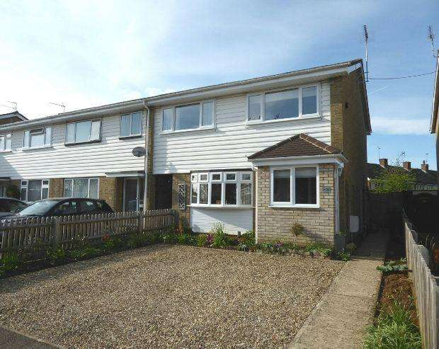 3 Bedrooms End Of Terrace House for sale in Dands Drive, Middleton Cheney
