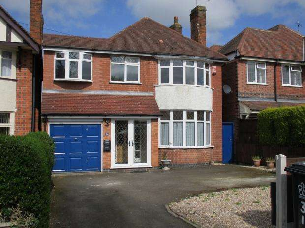 4 Bedrooms Detached House for sale in Scraptoft Lane Leicester