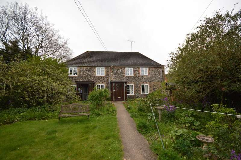 5 Bedrooms Detached House for sale in Northwold, Thetford, Norfolk