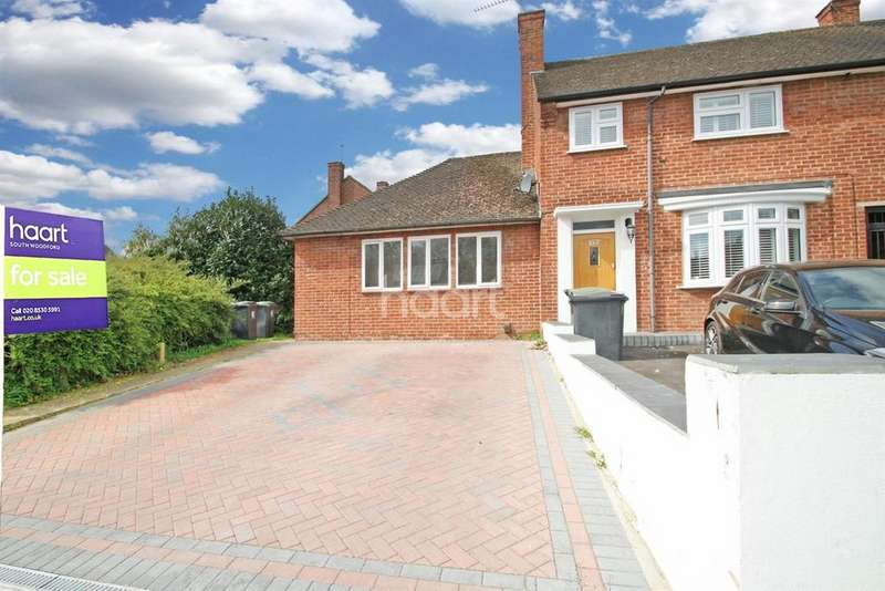 1 Bedroom Bungalow for sale in Willingale Road , Loughton