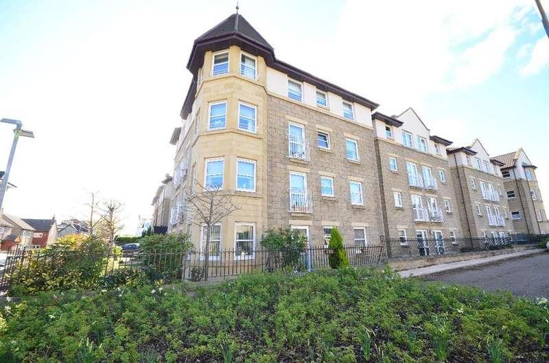 1 Bedroom Flat for sale in Weavers Court, Woodside Walk, Hamilton, South Lanarkshire, ML3 7HY