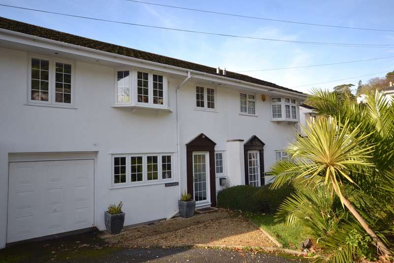 4 Bedrooms Town House for sale in Lower Warberry Road, Torquay, Devon, TQ1