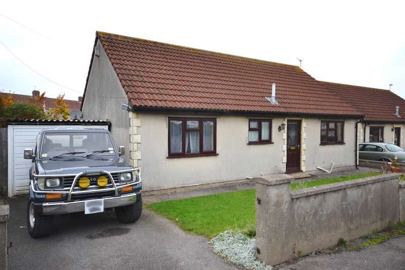 2 Bedrooms Bungalow for sale in Alderney Avenue, Bristol, Somerset, BS4