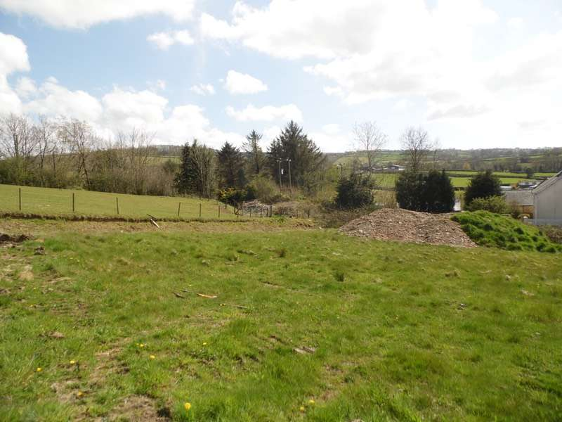 3 Bedrooms Detached House for sale in Plot 1, LLANLLWNI, PENCADER, Carmarthenshire, SA40