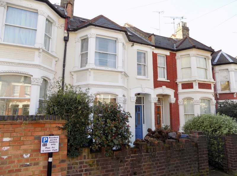 4 Bedrooms Terraced House for sale in Nelson road, London, London, N8
