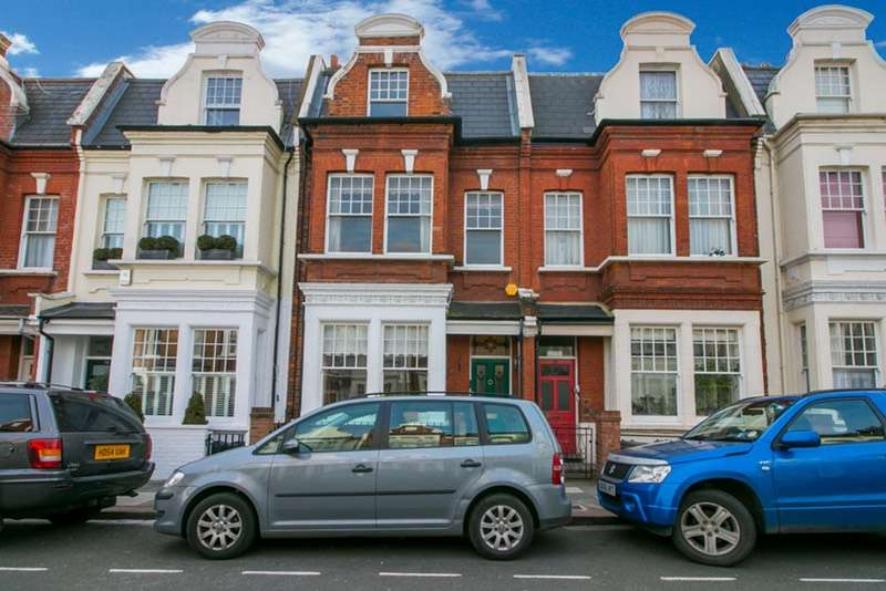 4 Bedrooms Terraced House for sale in Epple Road, London, London, SW6