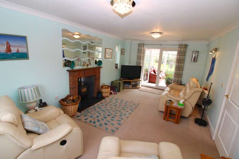 4 Bedrooms Detached House for sale in Pickpurse Lane, Stogumber, Somerset, TA4