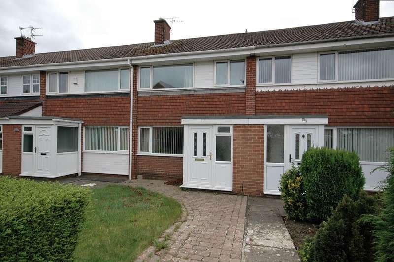 3 Bedrooms Terraced House for sale in Tarragon Way, south shields, Tyne and Wear, NE34