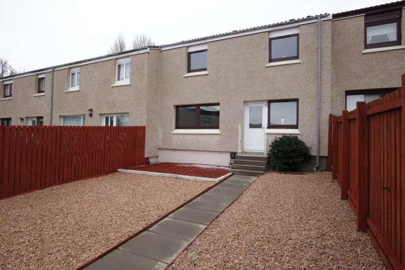 2 Bedrooms Terraced House for sale in Mathieson Place, Dunfermline, Fife, KY11