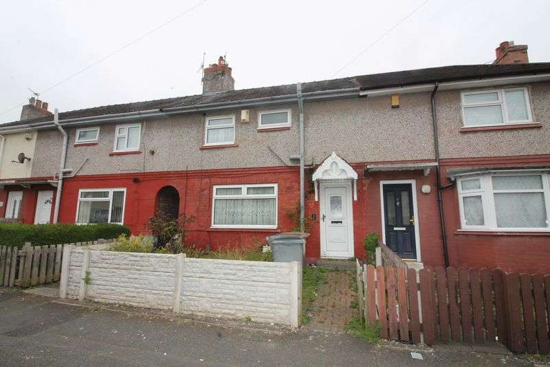 3 Bedrooms Terraced House for sale in Clarke Avenue, Rock Ferry