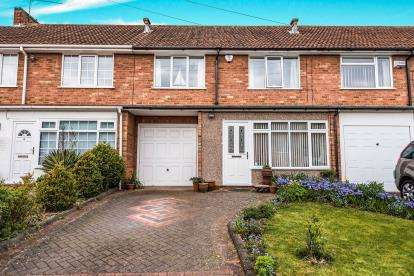 4 Bedrooms Terraced House for sale in St. Denis Road, Selly Oak, Birmingham, West Midlands
