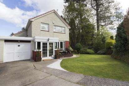 4 Bedrooms Detached House for sale in Sandholes Road, Brookfield
