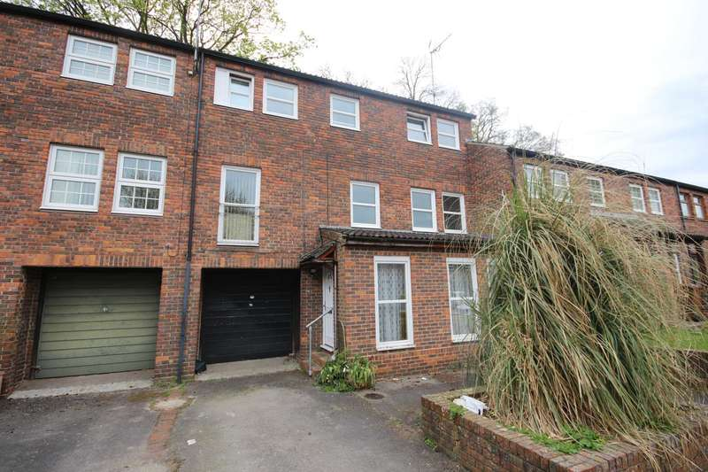 4 Bedrooms Terraced House for sale in Jevington, Bracknell