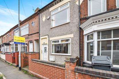 3 Bedrooms Terraced House for sale in Park Road, Coalville, Park Road, Coalville