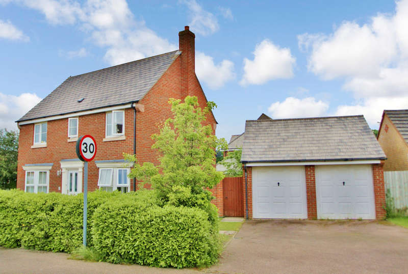 4 Bedrooms Detached House for sale in The Cains, Taverham