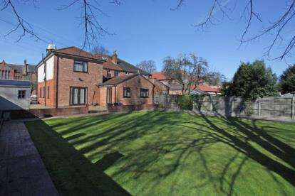 7 Bedrooms Semi Detached House for sale in Alexandra Road South, Manchester, Greater Manchester