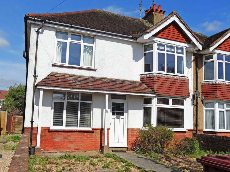 2 Bedrooms Flat for sale in Orchard Gardens, Chichester PO19