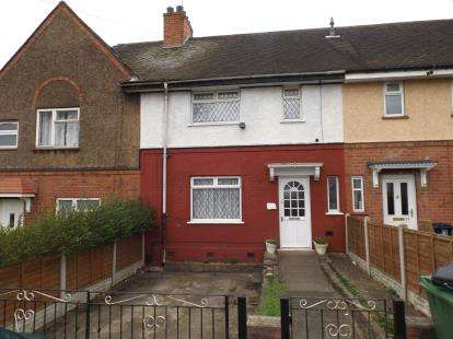 3 Bedrooms Terraced House for sale in Nith Place, Dudley, West Midlands