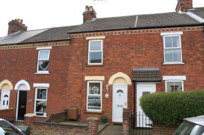 2 Bedrooms Terraced House for sale in Gorleston, Great Yarmouth, Norfolk