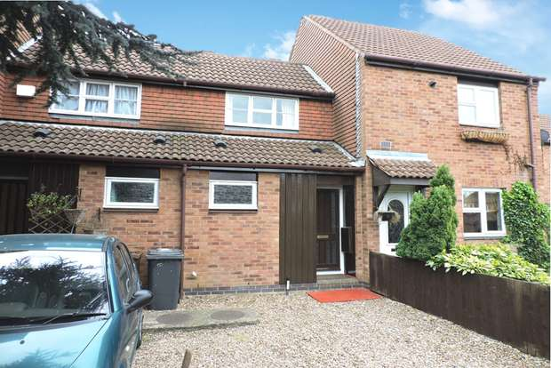 1 Bedroom Terraced House for sale in Taft Avenue, Sandiacre, Nottingham, NG10