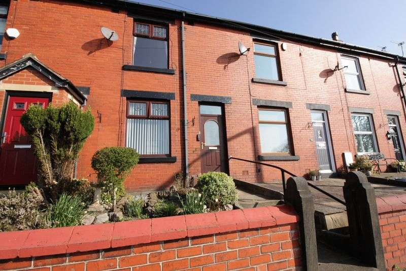 2 Bedrooms Terraced House for sale in Bolton Road, Bury