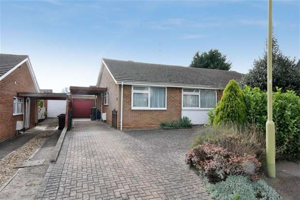 2 Bedrooms Bungalow for sale in Field Close, Harpenden