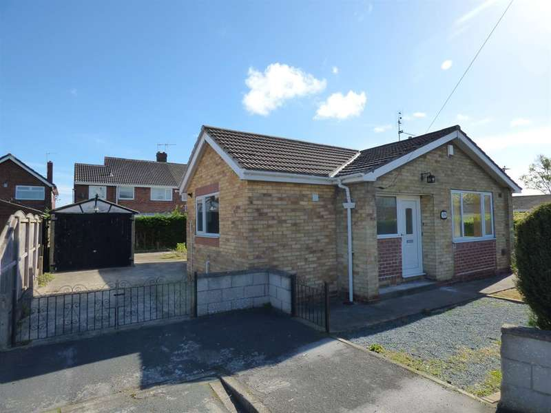 2 Bedrooms Detached Bungalow for sale in Poplar Drive, Beverley, HU17 9QL