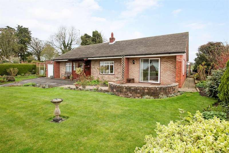 3 Bedrooms Bungalow for sale in Kepnal, Pewsey