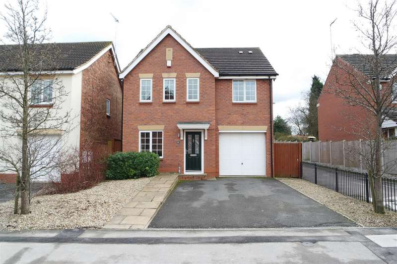 4 Bedrooms Property for sale in Portland Way, Clipstone Village, Mansfield