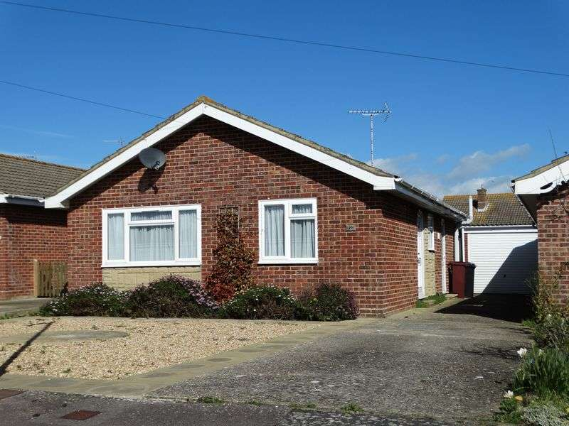 2 Bedrooms Detached Bungalow for sale in Robins Close, Selsey