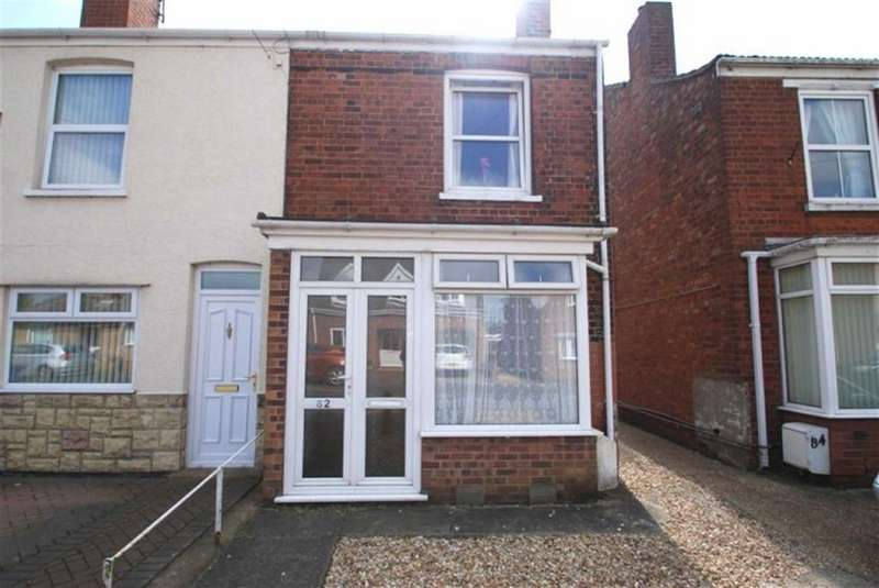 3 Bedrooms End Of Terrace House for sale in Wyberton West Road, Boston