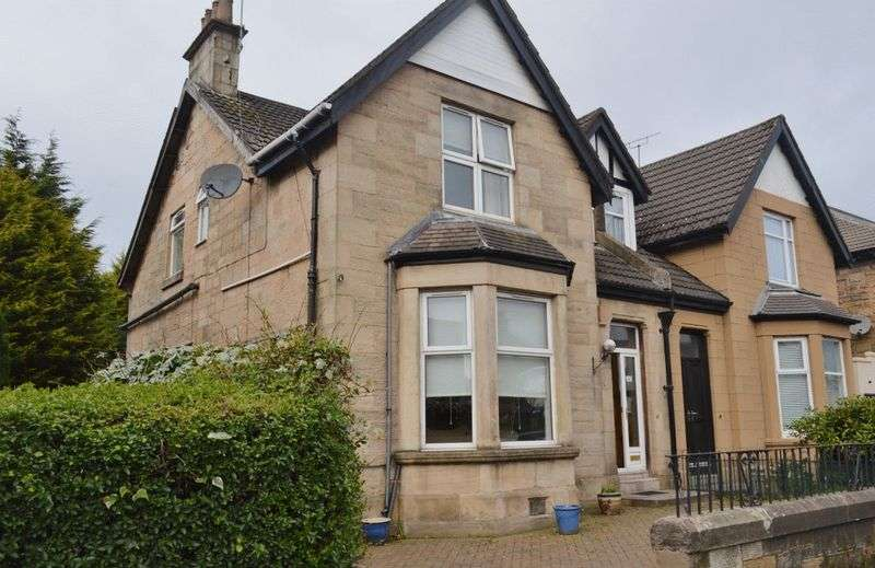 3 Bedrooms Semi Detached House for sale in Springburn Road, Glasgow
