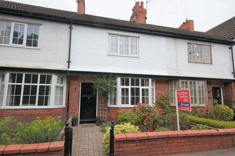 2 Bedrooms Terraced House for sale in Cherry Brow, Willaston