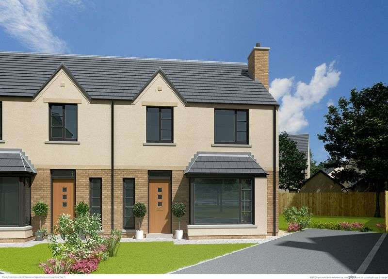 3 Bedrooms Semi Detached House for sale in The BURDOCK