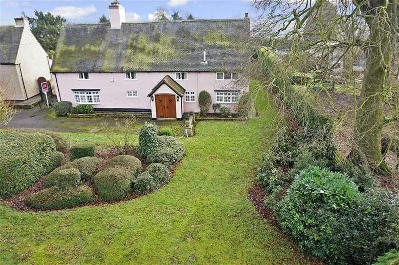 4 Bedrooms Detached House for sale in Odstone