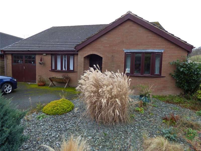 3 Bedrooms Detached Bungalow for sale in Caefelyn, Norton, Presteigne, Powys