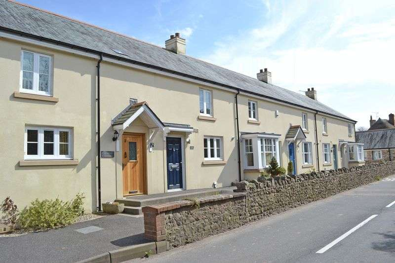 3 Bedrooms Terraced House for sale in Sidbury Nr. Sidmouth