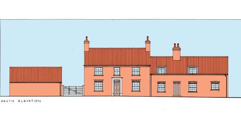 Land Commercial for sale in Plots 1 & 2, Back Lane, Old Bolingbroke
