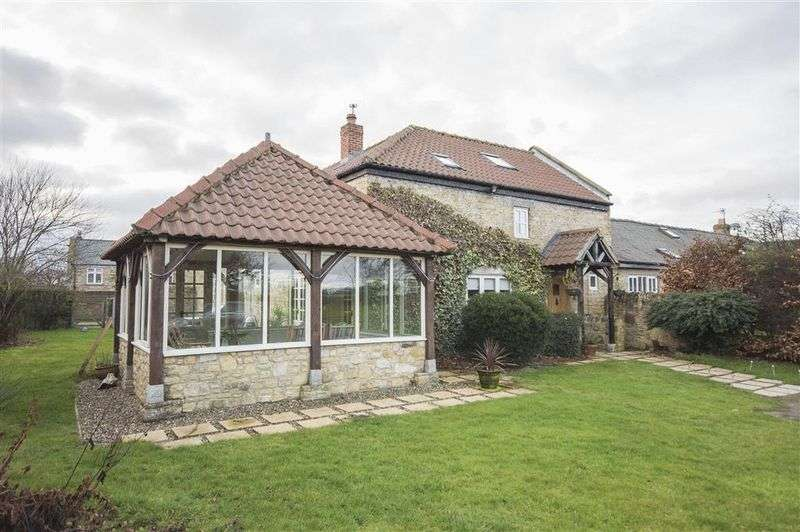 5 Bedrooms House for sale in Hetton le Hill Farm, Houghton Le Spring