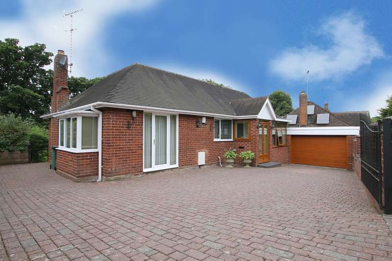 2 Bedrooms Detached Bungalow for sale in Sandy Road, Norton, Stourbridge, DY8