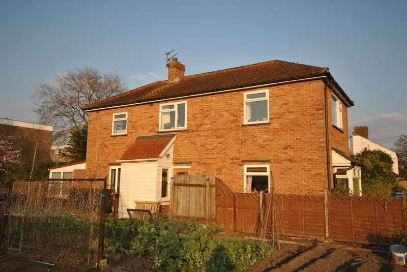 3 Bedrooms Detached House for sale in Shipfield, Norwich